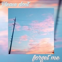 Please Dont Forget Me