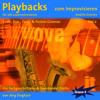 Solo-Bsp. Zu Playback 3 - Akustik-Gitarre (Ionisch)