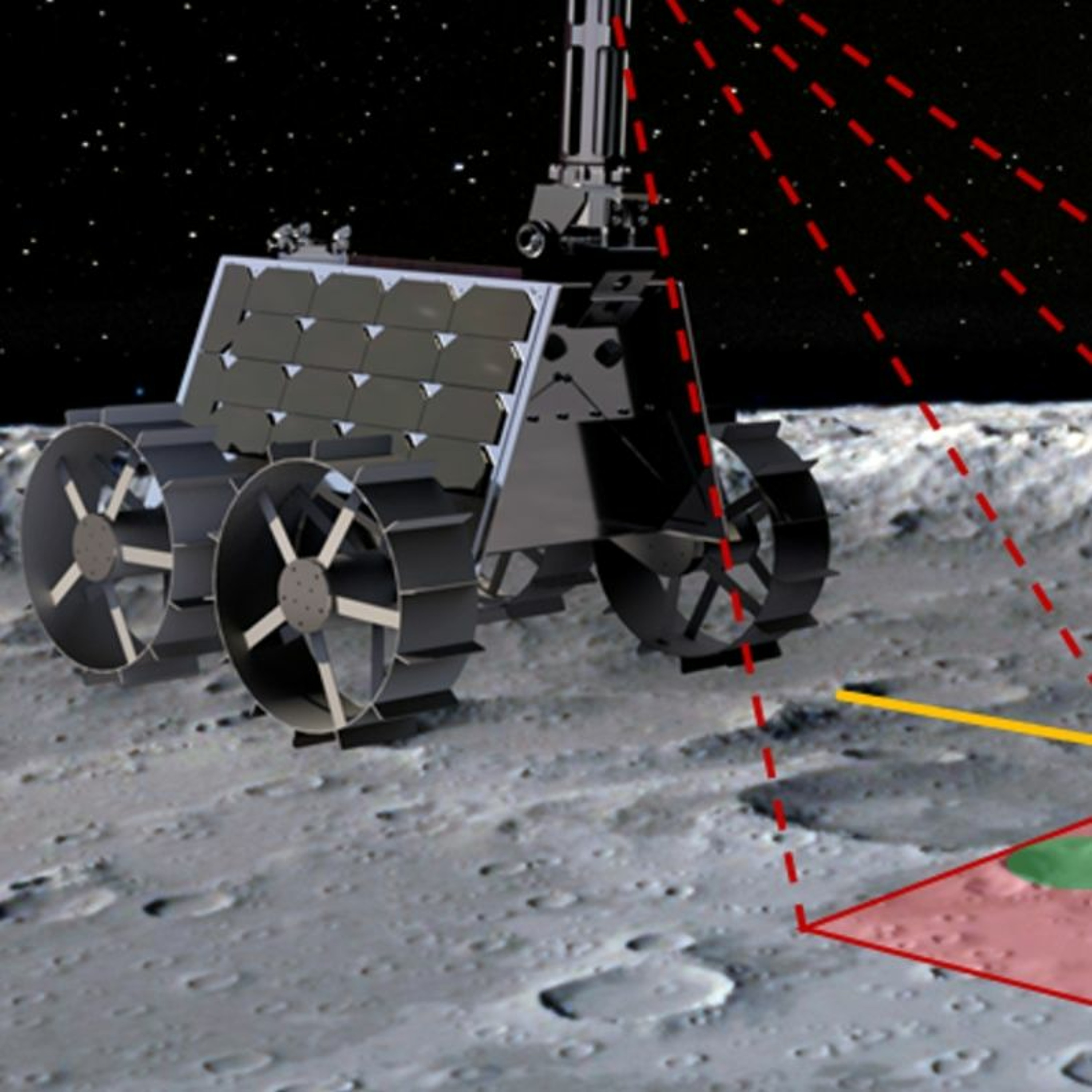 Mission Control's Ewan Reid on Going to the Moon