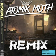 PhaseOne - Hanging By A Thread Ft. Micah Martinn - Atomik Moth Remix #DiscipleRemixComp2