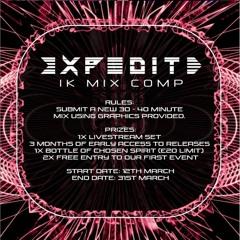 DJ Hennessy Expedite 1K MIX COMP