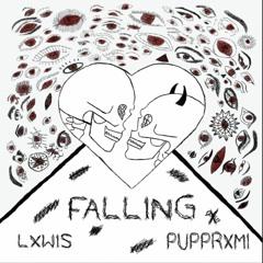 @whoislxwis - Falling (feat. Purpprxmi) ((prod. Mavah x Ash))