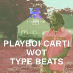 TRAKTRAIN Pulse | Playboi Carti Whole Lotta Red 🔴 Type Beats