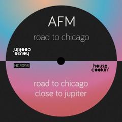 Premiere: AFM - Close To Jupiter [House Cookin']