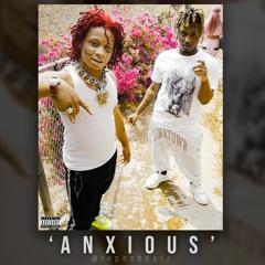 "juice wlrd x trippie redd type beat ""ANXIOUS"""