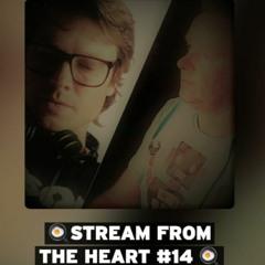 🍳Stream From The Heart #14 🍳 Exclusive Sets guest Arjan Toet (NL) & Host Buddy Suwijn (NL)