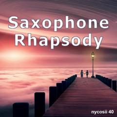 Saxophone Rhapsody - artificial intelligence AI music by crAIa