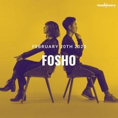 TonalTheory @ Fosho 2.20.2021