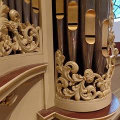 Nun Freut Euch, Lieben Christen G Mein. BWV 734 J.S. Bach (1)