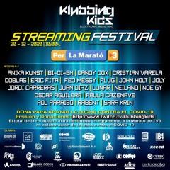 Rabent @ KLUBBINGKIDS STREAMING FESTIVAL - La Marató TV3 (22.12.20)