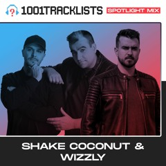 Shake Coconut b2b Wizzly - 1001Tracklists 'Mad Love' Spotlight Mix