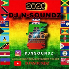 THE BEST OF DANCEHALL (GREATEST HITS) PRESENTED BY DJ N-SOUNDZ