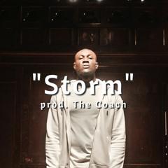 """Storm"" | Stormzy x Headie One Type Drill Beat"