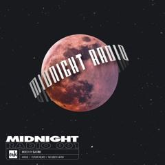 MIDNIGHT RADIO 001
