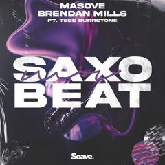 Masove, Brendan Mills & Tess Burrstone - Mr. Saxobeat