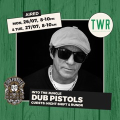 Dub Pistols Into The Jungle with Guests Night Shift & RUNDR