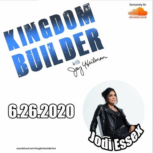 SHOW 107 - Jodi Essex - June 26, 2020