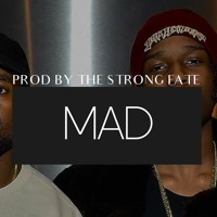 [FREE] Kanye West x Asap Rocky Type Beat - Mad | Rap 2021 Type Beat |