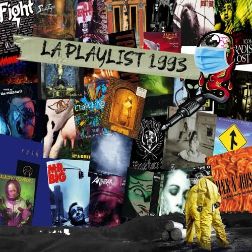 Une Nuit En Enfer - Emission 130 du 08/04/2021 - LA PLAYLIST METAL 1993 !