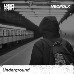 NECROLX - Underground