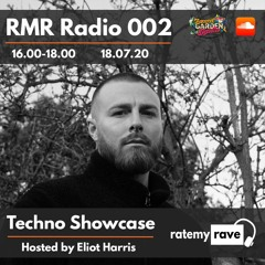 RMR Radio 002 - Techno Showcase