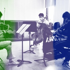 String Quartet Improvisation And Reflections No.2