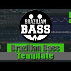 Brazilian Bass FLP 1 - FL Studio Project (Free Download FLP)