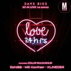 Dave Rice Feat. Collin McLoughlin - So In Love (Estd88 Remix)