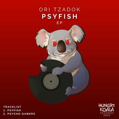 Ori Tzadok - Psycho Gamers (Original Mix)