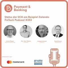 Status der SCA am Beispiel Zalando - FinTech Podcast #253