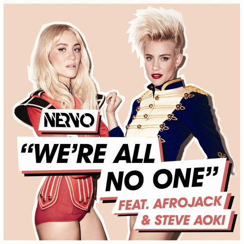 We're All No One (Hook N Sling Remix) [feat. Afrojack and Steve Aoki]
