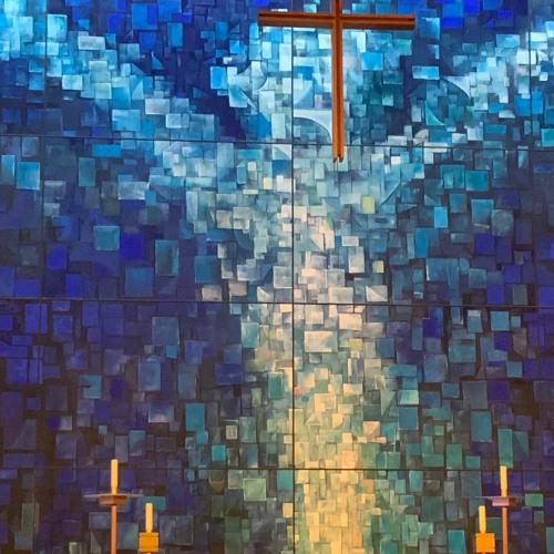 4th Sunday Lenten service - Bishop Richard Treloar and Dean Susanna Pain