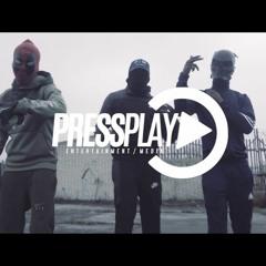 #Homerton V9 x P9 x Mazza - Prime Suspects (Music Video) Prod. by G8Freq   Pressplay