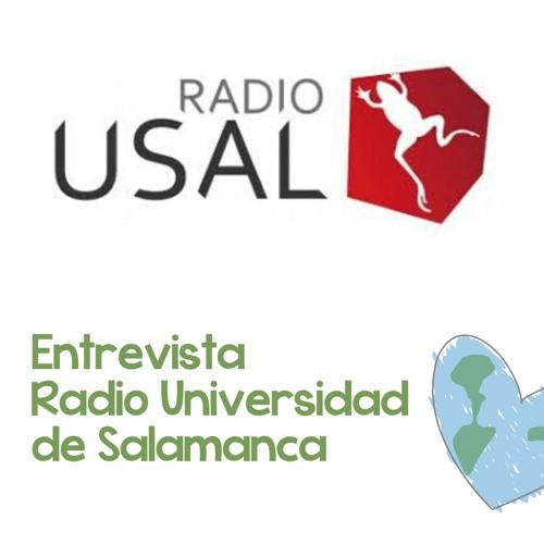 Entrevista Radio Universidad de Salamanca - AlbertoVillar