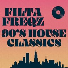 Filta Freqz Back 2 Da 90's Mix Up 2021