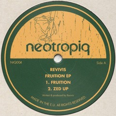 Revivis - Fruition EP (Incl. Silverlining Remix) (NtQ004)