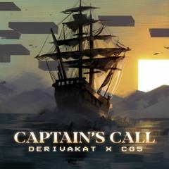 Captain's Call - Derivakat & CG5
