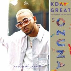 KDaGreat Ft Ozuna - The Tribe sigue bailando (Coco Mansilla Mashup) Ft on Soulection Radio Show #506