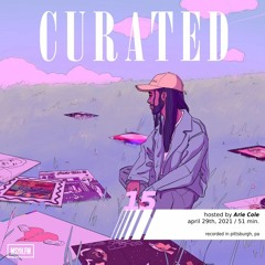 Curated | Episode 15 with Arie Cole