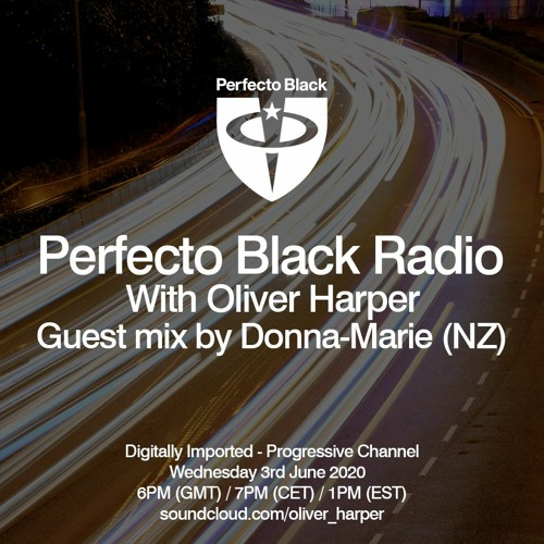 Perfecto Black Radio 066 - Donna - Marie (NZ) Guest Mix FREE DOWNLOAD