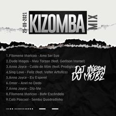 Kizomba Mix 25 de Setembro de 2021 - DjMobe