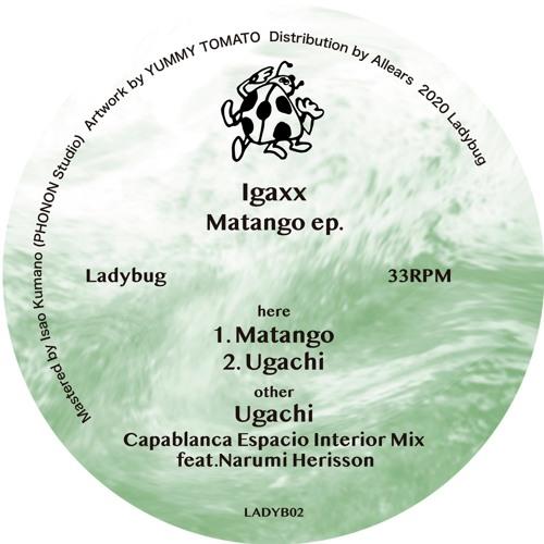 Igaxx - Matango EP (teaser)