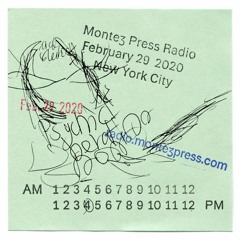 PSYCHIC LIBERATION SHOW ON MONTEZ PRESS RADIO w/ CONTAINER AND WILTED WOMAN