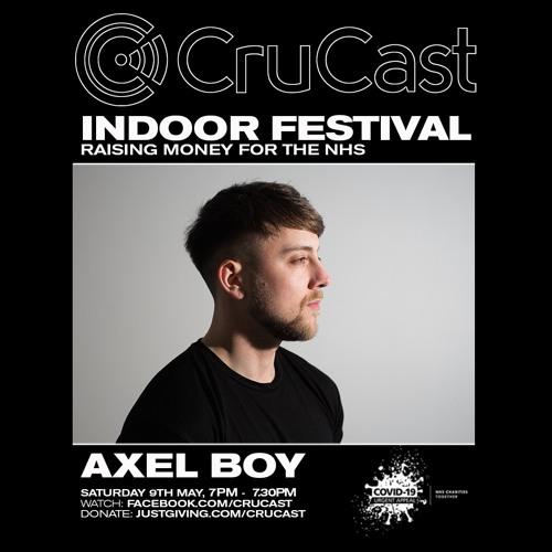 Crucast Indoor Festival - Axel Boy