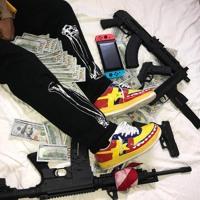Luziffr Feat LuddBigg - Ro$a$ & Blunt$ (Prod La Mafia Pac)