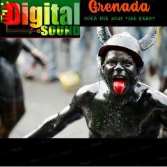 Greanda Soca Mix 2021 Digital Sound