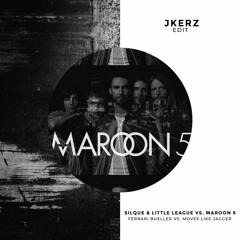 Silque & Little League vs. Maroon 5 - Ferris Bueller vs. Moves Like Jagger (J-Kerz Edit)
