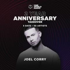 One World Radio - Two Year Anniversary with Joel Corry