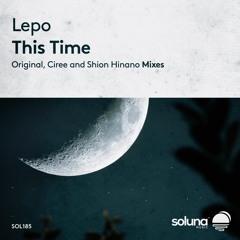 Lepo - This Time [Soluna Music]