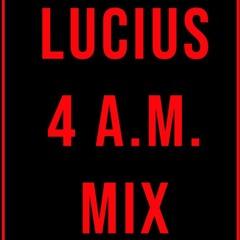 4 a.m. Feeling  Mix